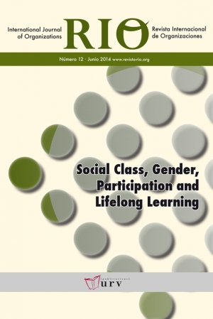 Social Class, Gender, Participation and Lifelong Learning