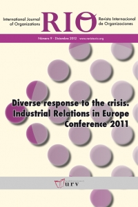 Diverse response to the crisis. Industrial Relations in Europe Conference 2011