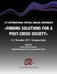 Finding Solutions for a Post-Crisis Society