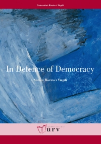 "Presentació del llibre ""In Defence of Democracy"""